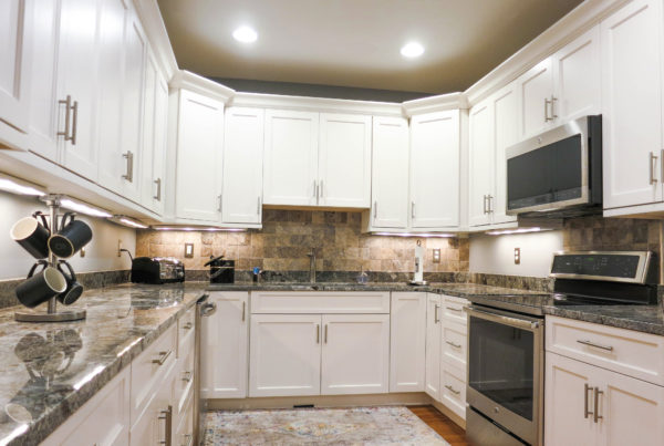 Chattanooga Basement Finish – Kitchen