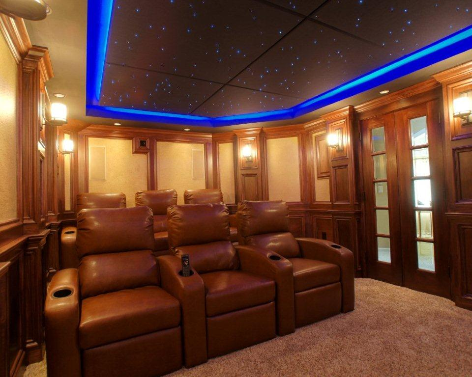 entertainment rooms